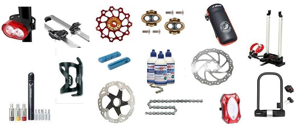 Descuentos y ofertas en Material Ciclista 1