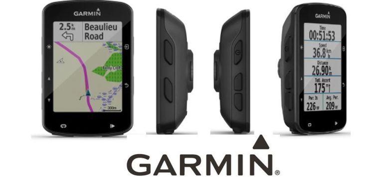GPS Garmin Edge 520 Plus