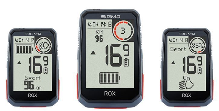 GPS Sigma Rox 4.0