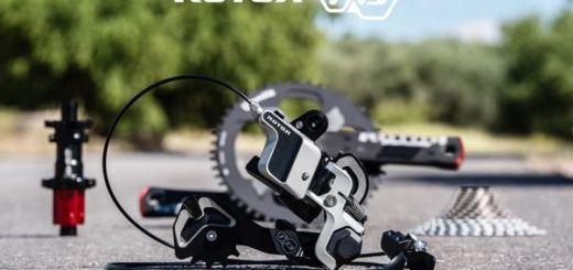 Grupo Carretera Rotor 1x13