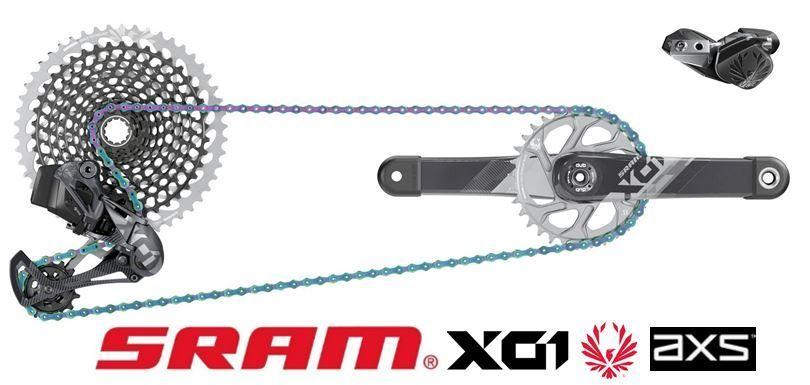 Grupo Sram X01 Eagle AXS
