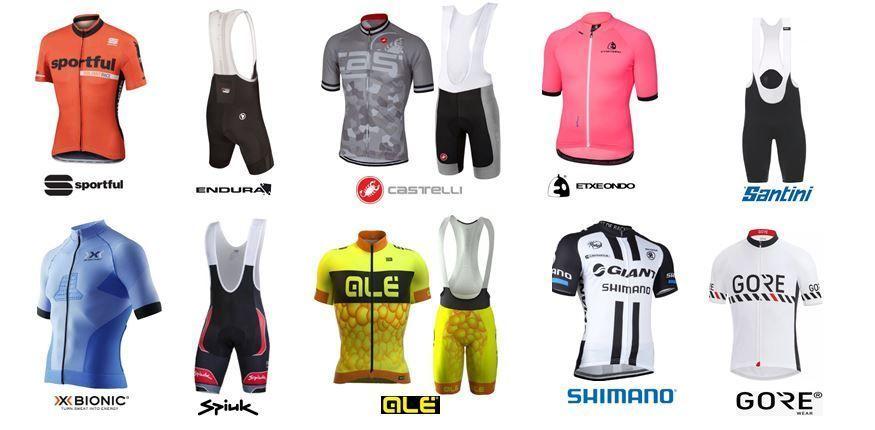 Ofertas en Ropa Ciclismo Verano: Maillot y Culottes cortos