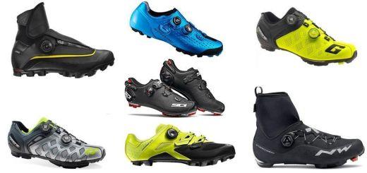 Selección de Zapatillas y Botas MTB en oferta