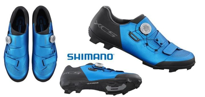 Zapatillas Shimano XC5 (XC502)