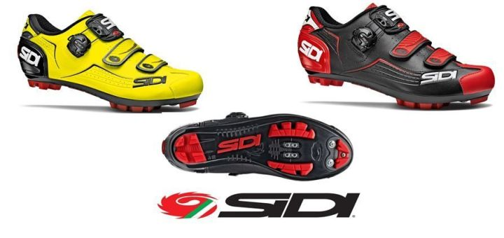 Zapatillas de MTB Sidi Trace