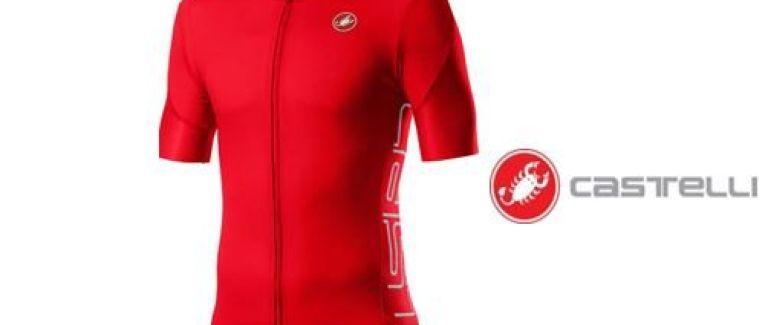 maillot Castelli Entrata V