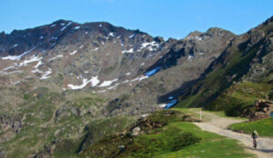 Sissi Zoerner - Weg zur Ascherhütte