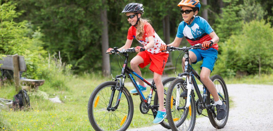 Ziener Kinder Radbekleidung