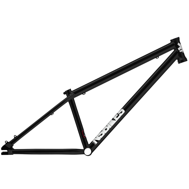 Ns Bikes Suburban 26 Zoll Cromo Rahmen Black Gunstig