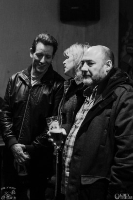 The Andy Bennett Band at the Bike'N'Hound. Photography by Grey Trilby | Tobias Alexander