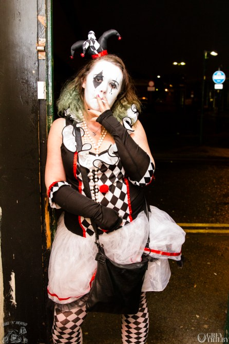 Deja Voodoo at the Bike'N'Hound. Photography by Grey Trilby | Tobias Alexander