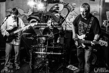 The Basics at the Bike'N'Hound. Photography by Grey Trilby | Tobias Alexander
