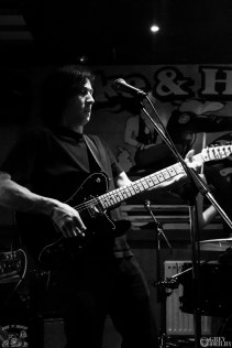 Will Tang Band at the Bike'N'Hound. Photography by Grey Trilby   Tobias Alexander