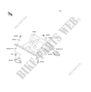 1996 Kawasaki Zxi 1100 Wiring Diagram  Wikie Cloud Design Ideas