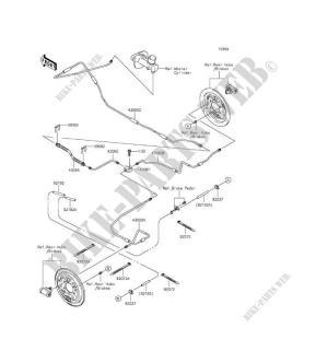 Kawasaki Mule Rear Axle Diagram Kawasaki Wiring Diagrams Instructions