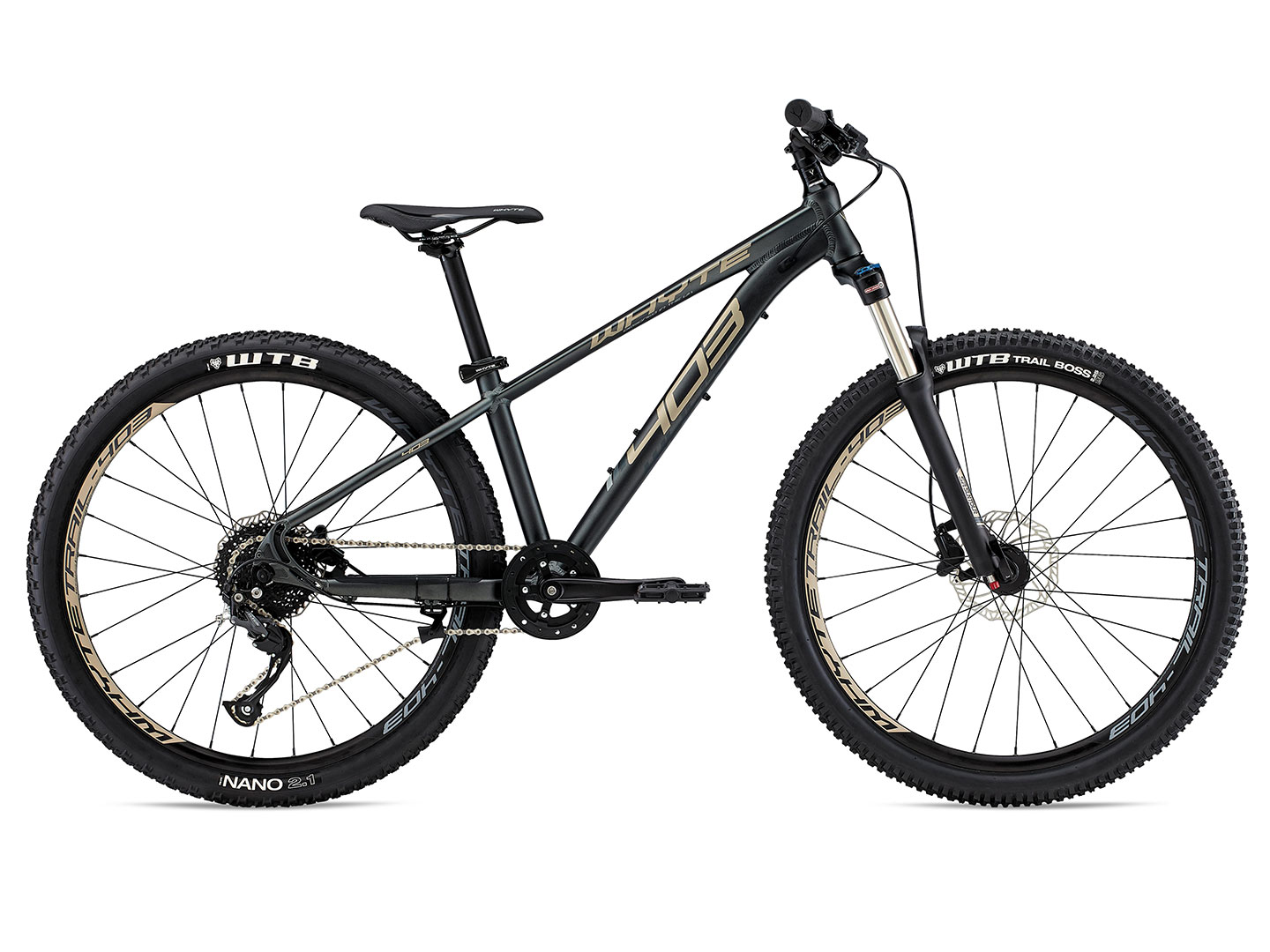 Limited Edition Whyte 403 Kids Hardtail For Sale At Bikestyle
