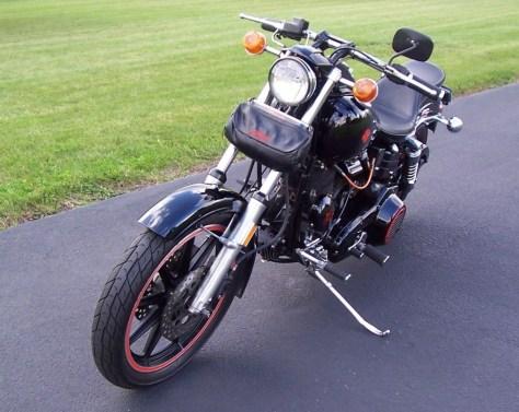1980 Harley-Davidson FXB Sturgis For Sale - Front