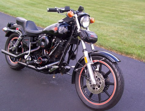 1980 Harley-Davidson FXB Sturgis For Sale - Front Right