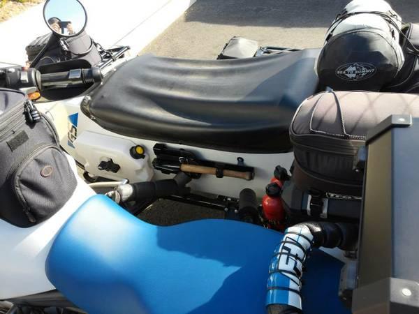 2006 R1150GS Adventure with DMC Sidecar - Hack