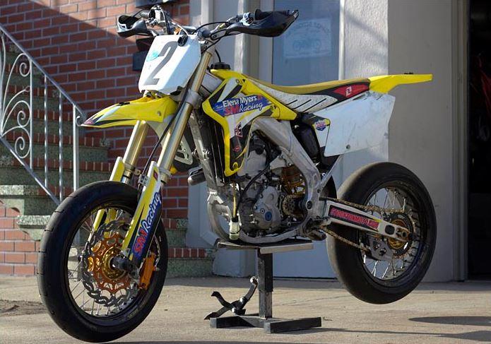 2006 Rmz 250 Supermoto