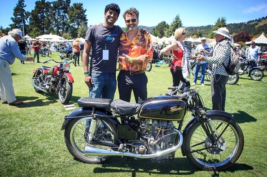 Who's going to the 2018 Quail Motorcycle Gathering?