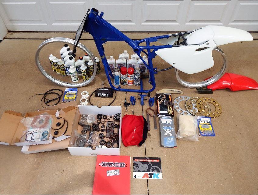 ATK 605 - Spare Parts