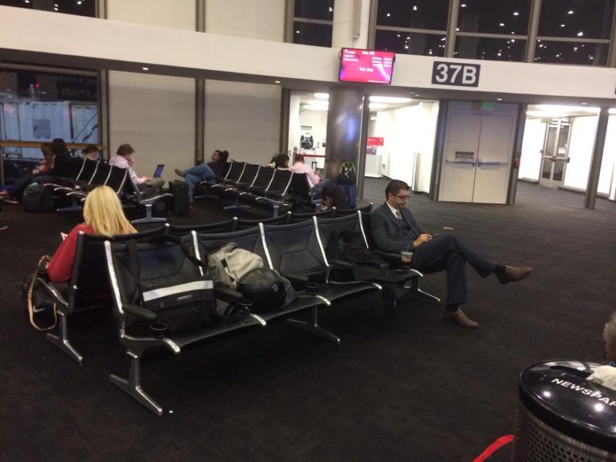 Aerostich Waxed Cotton Dispatch Bag - Airport