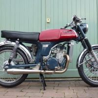 "Allen Millyard Build - 1975 Honda ""SS250"""