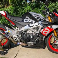 New Auction Bike – 2016 Aprilia Tuono V4 1100 Factory