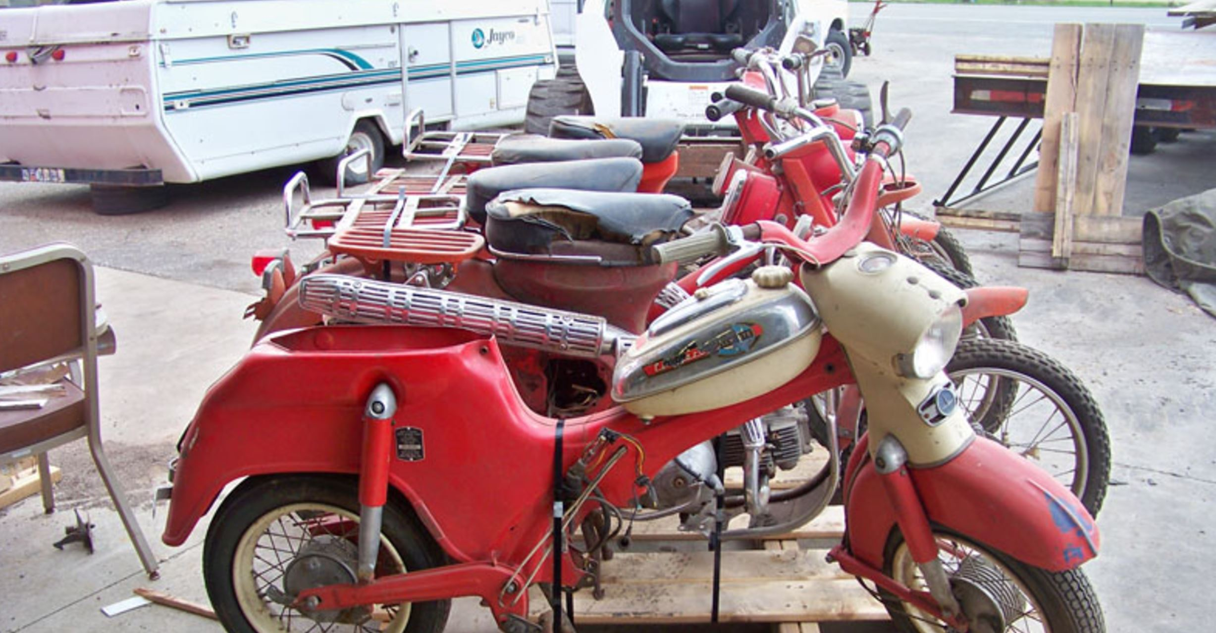 Auction Preview – 450 Vintage Motorcycles in Minnesota | Bike-urious