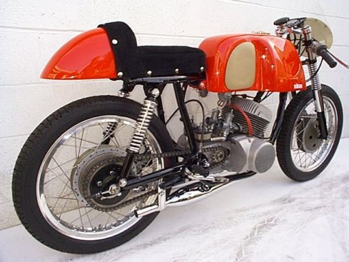 Asama Racer - 1960 Yamaha YDS1R - Right Rear