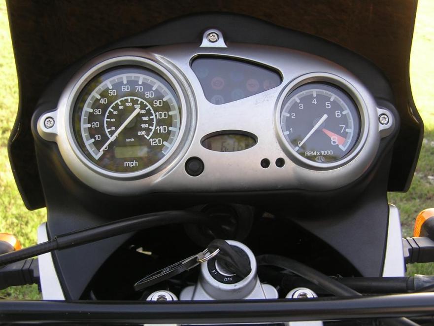 BMW F650GS - 4