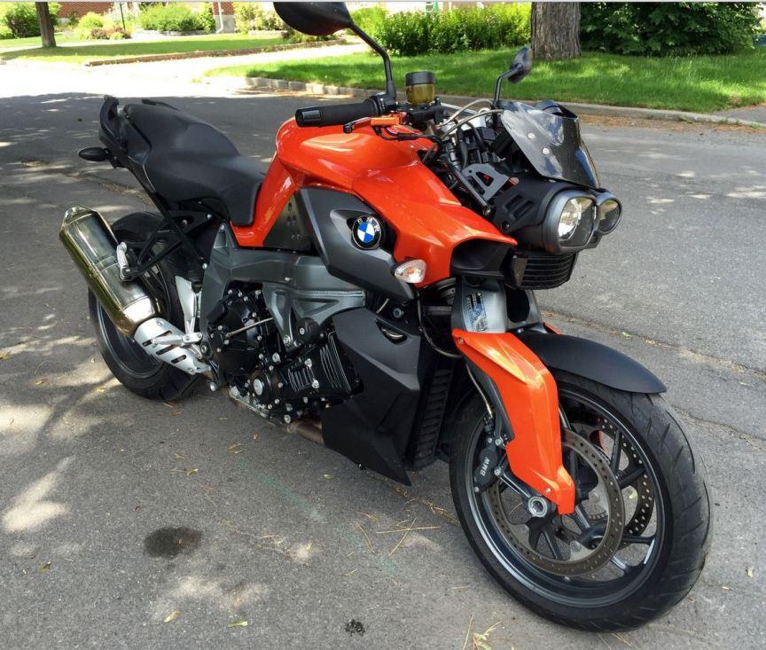 In Canada 2009 Bmw K1300r Bike Urious