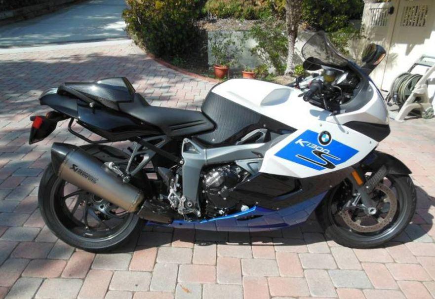 1 Of 750 2012 Bmw K1300s Hp Bike Urious