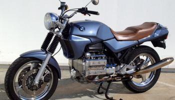 1991 BMW K75S Custom – Bike-urious