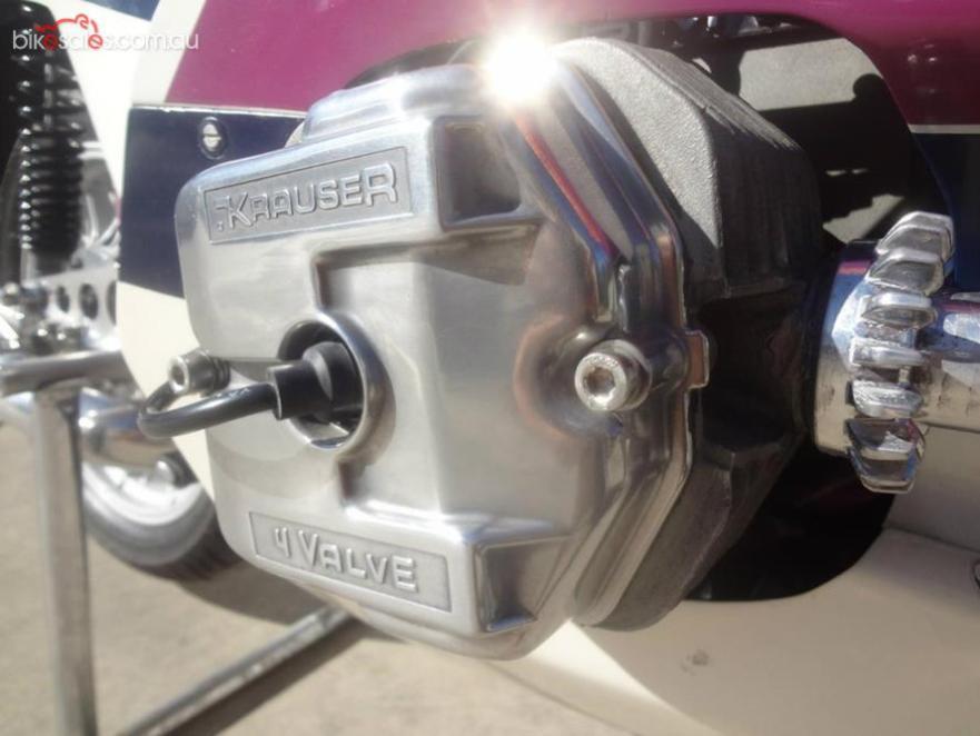 BMW Krauser MKM 1000 - Engine