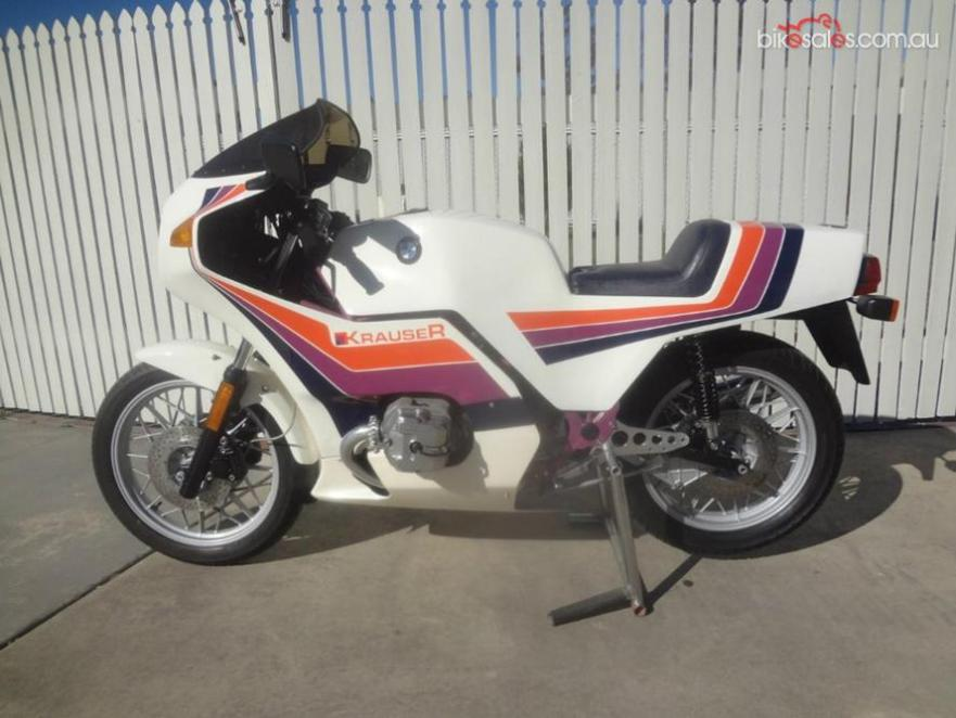 BMW Krauser MKM 1000 - Left Side