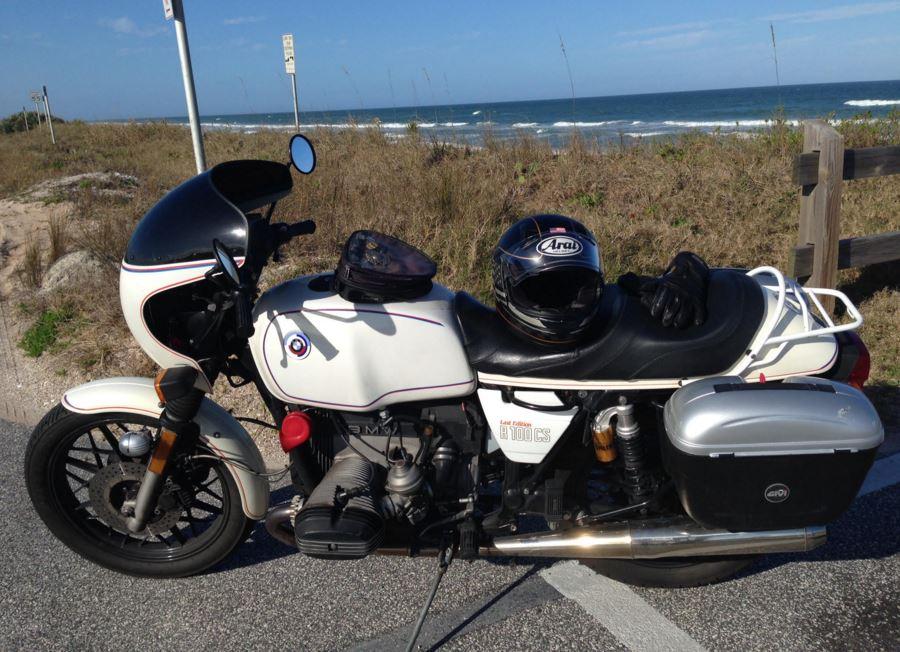 1984 BMW R100CS Last Edition – Bike-urious