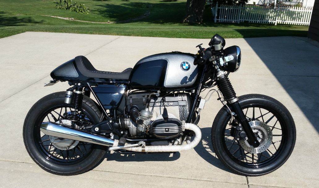 1984 BMW R100RT Cafe Racer