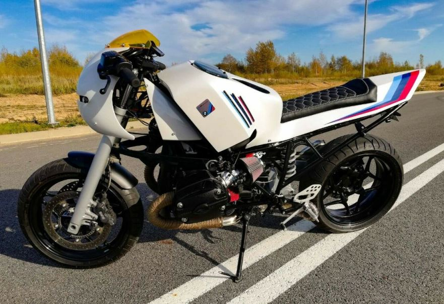 Lithuanian Custom 2007 Bmw R1200rt Bike Urious