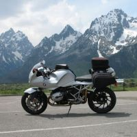 Well-Loved - 2007 BMW R1200S