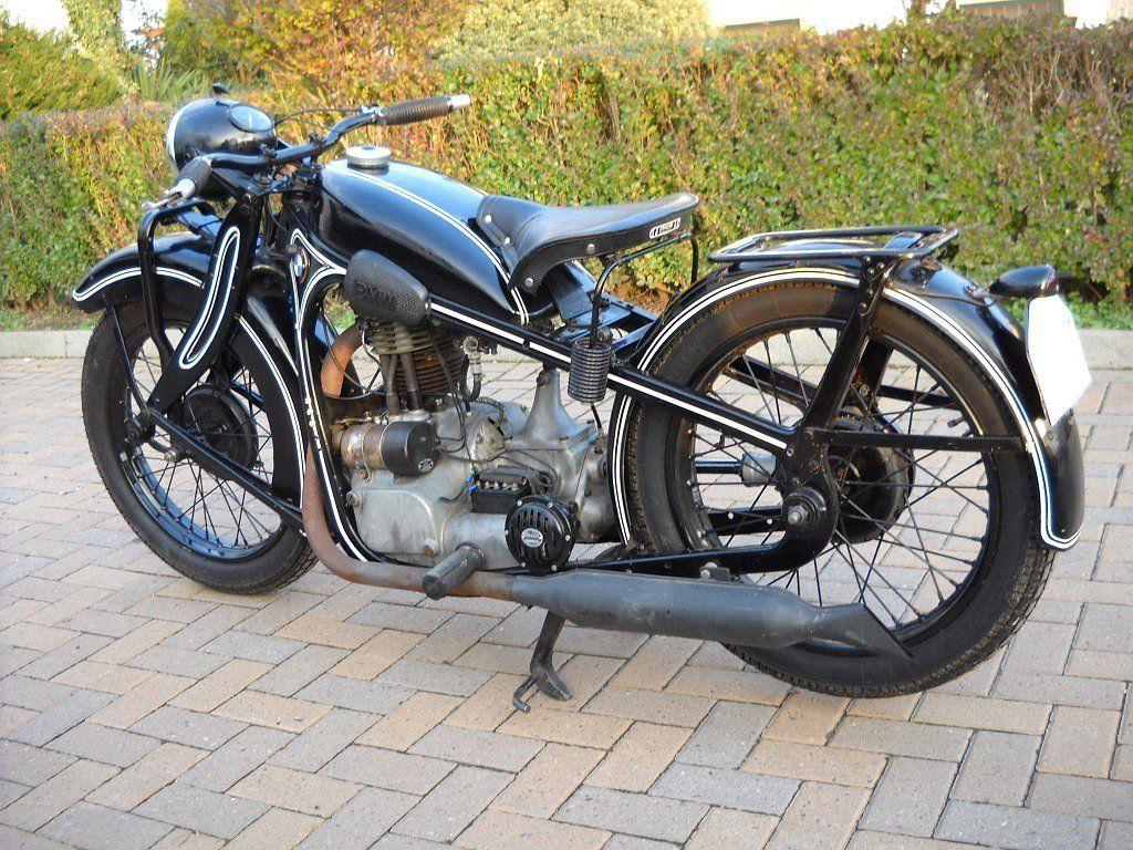 1934 Bmw R4 Bike Urious
