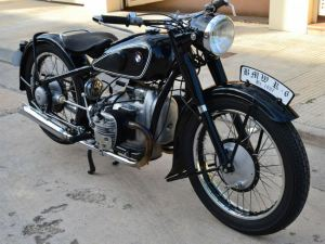 One Year Only – 1937 BMW R6