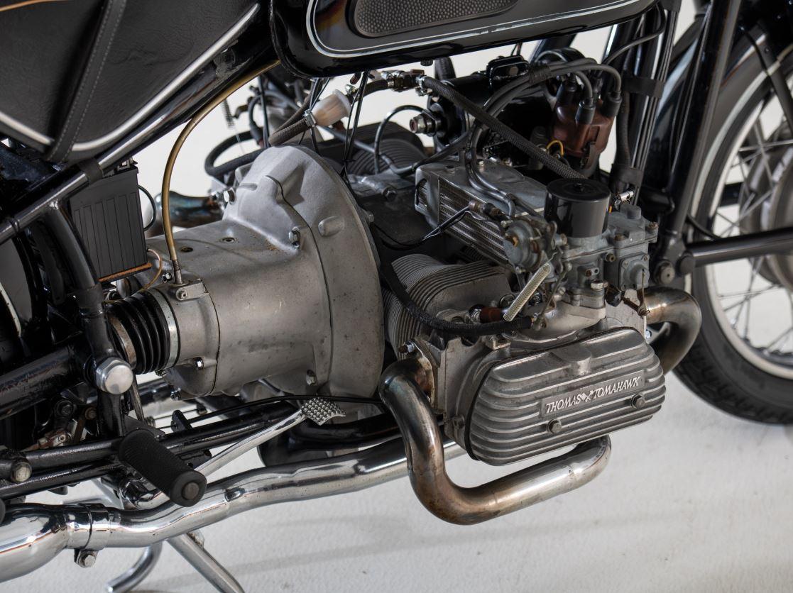 No Reserve – 1967 BMW R60 w/ 1.5L VW Engine