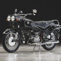 No Reserve - 1967 BMW R60 w/ 1.5L VW Engine