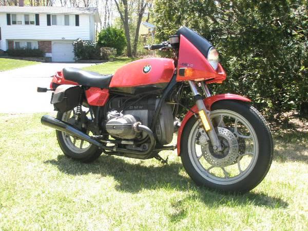 BMW R65LS - 1