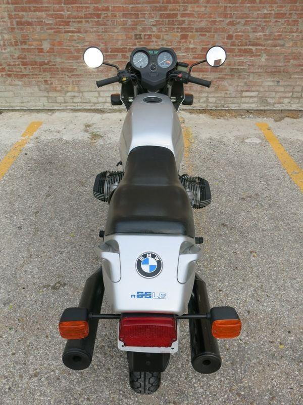 BMW R65LS - Top