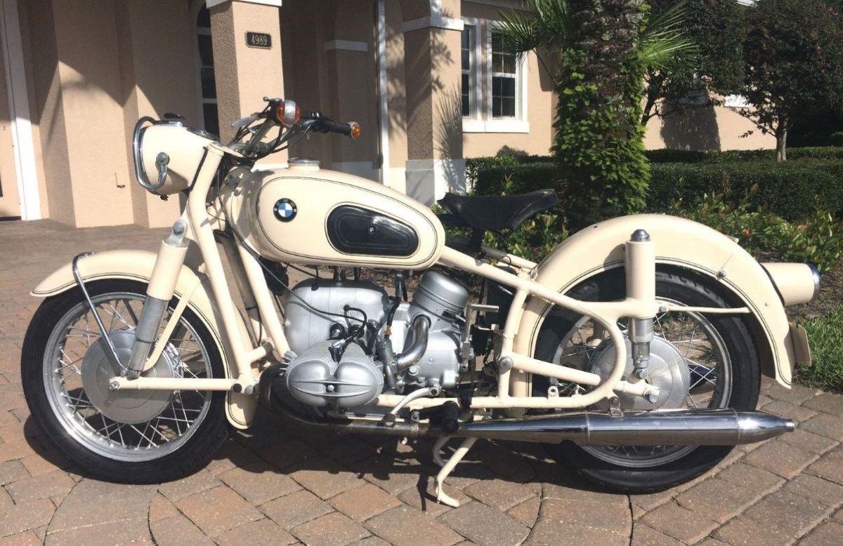 1959 BMW R69