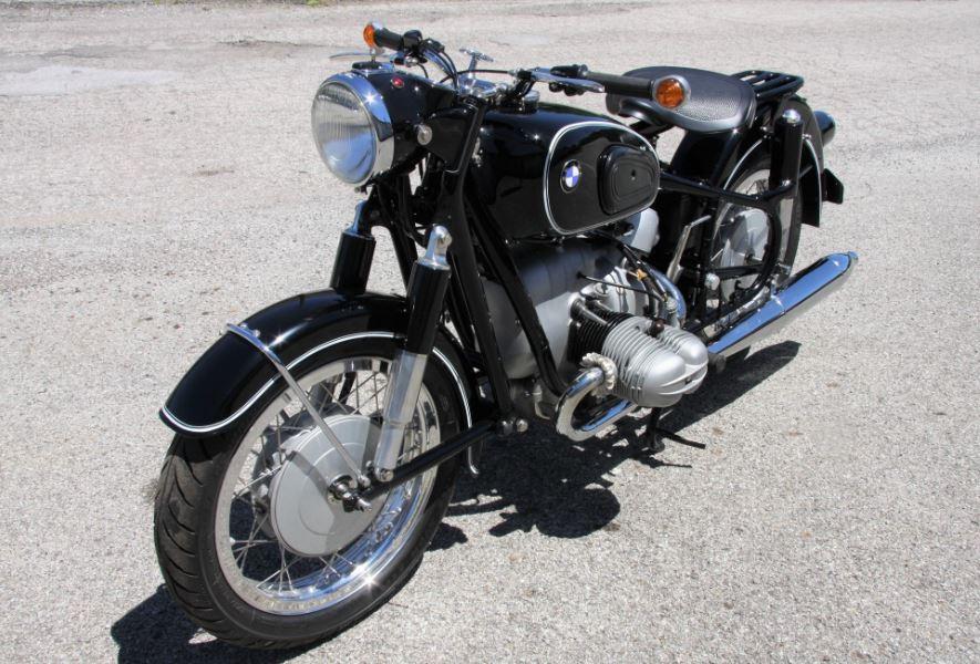 Restored - 1965 BMW R69S