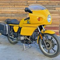 Ending Soon - 1971 BMW R75/5 Turbocharged Project